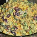 Салат с ржаными сухариками Три корочки