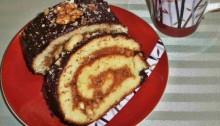 Легкий пирог со сгущенкой рецепты пошагово