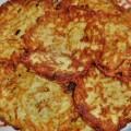 Жареные драники из картофеля с чесноком
