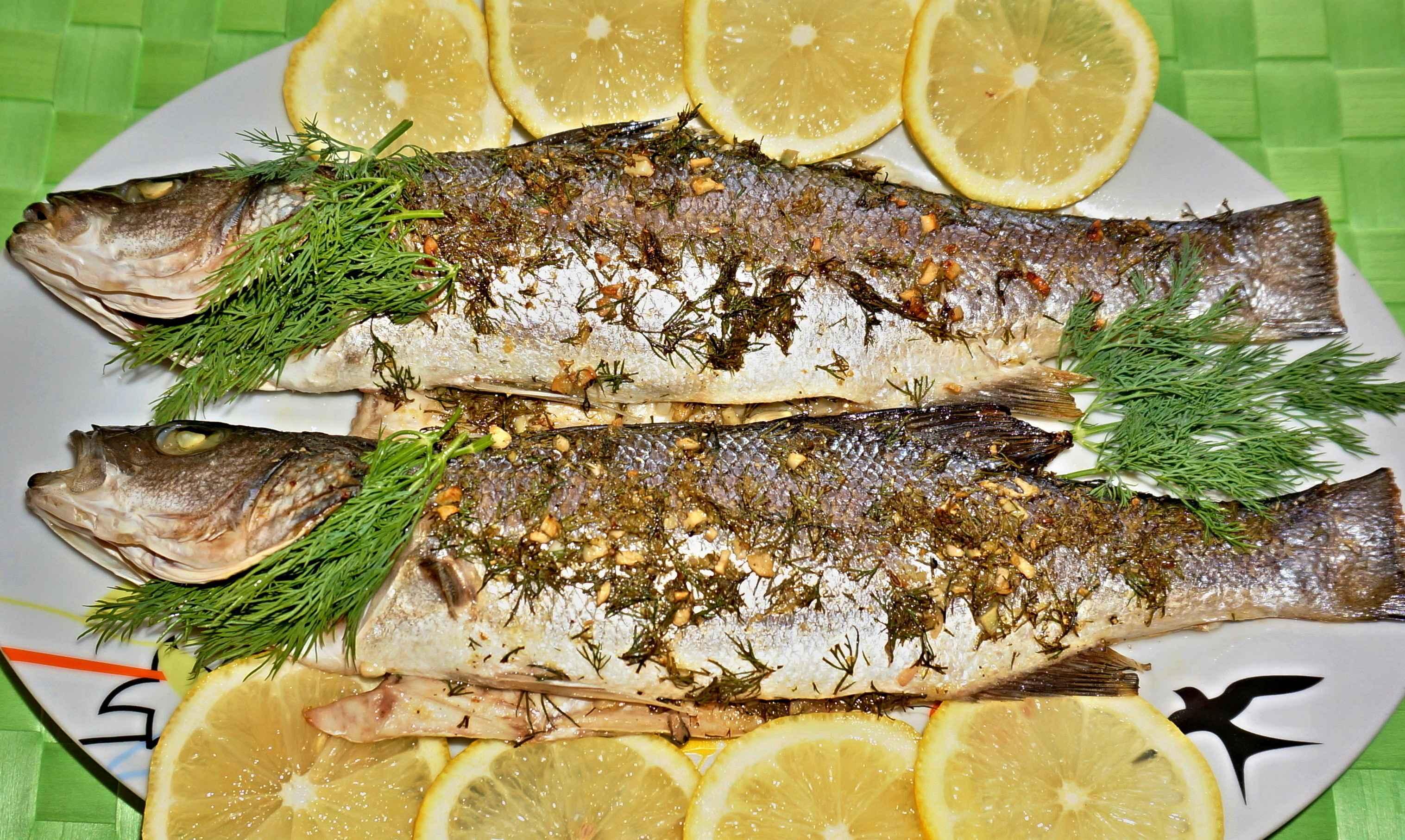 Рецепт рыбы сибас в духовке рецепт