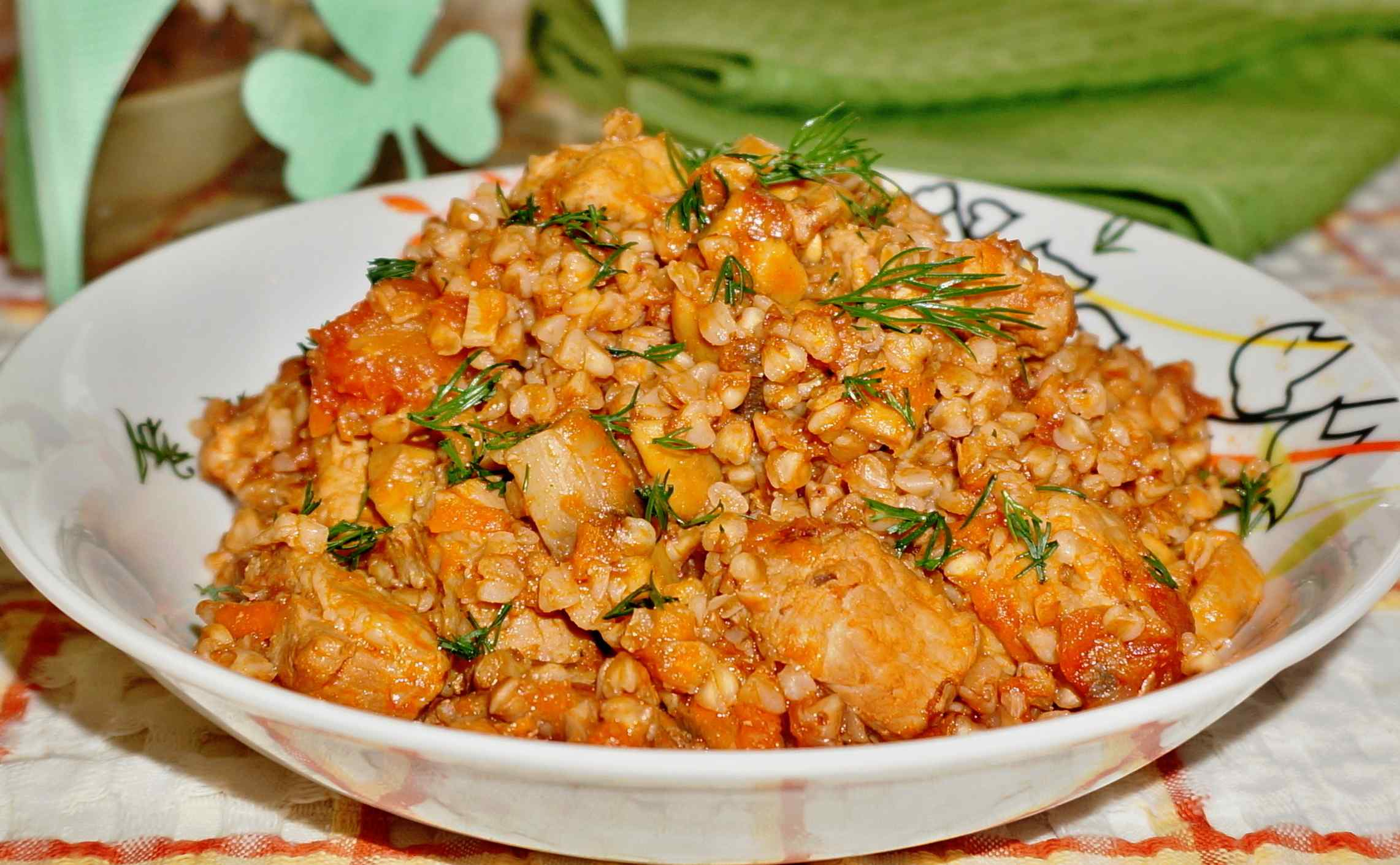 Рецепт из фарша и гречки рецепт с пошагово в