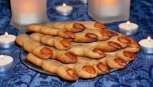 Печенье Ведьмины пальчики