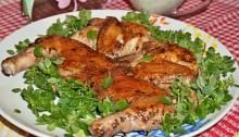 Цыпленок табака в домашних условиях на сковороде под прессом
