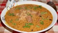 Суп Харчо с говядиной и рисом