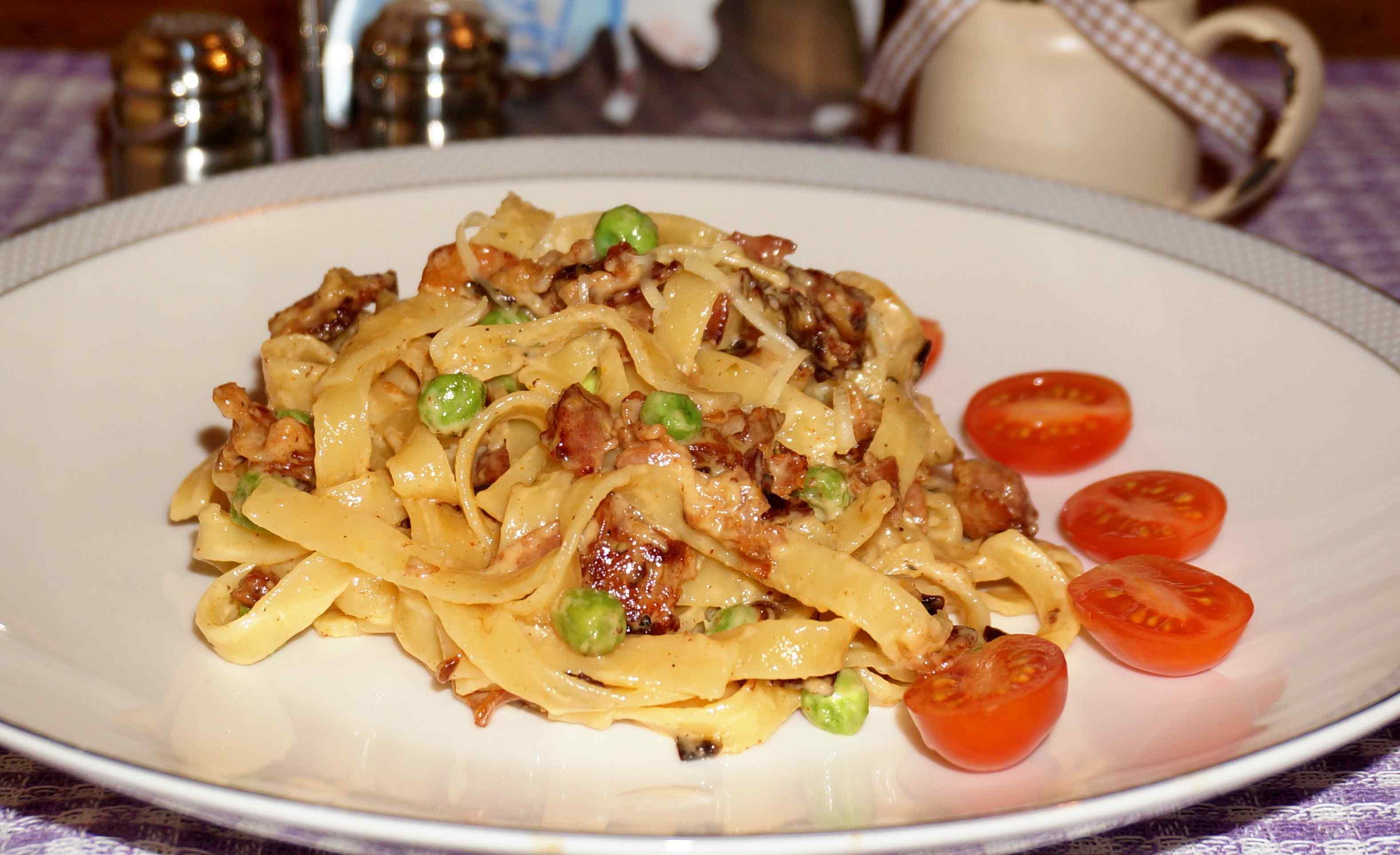 Соус спагетти с грибами рецепт пошагово
