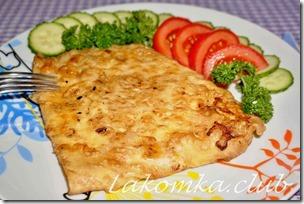 Ёка - лаваш с яйцом и сыром (1)