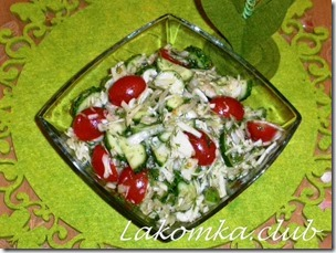 салат из капусты и огурцов с помидорами (2) (1)