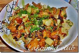 картофель жареный с лисичками (2) (1)