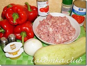 перец фаршированный индейкой и кабачками (3)
