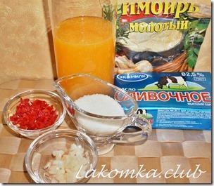 как приготовить апельсиновый соус (3) (1)