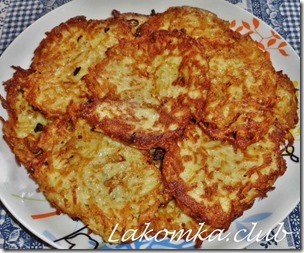 драники картофельные белорусские
