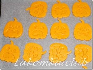 Печенье на Хэллоуин Тыквы (3) (1)