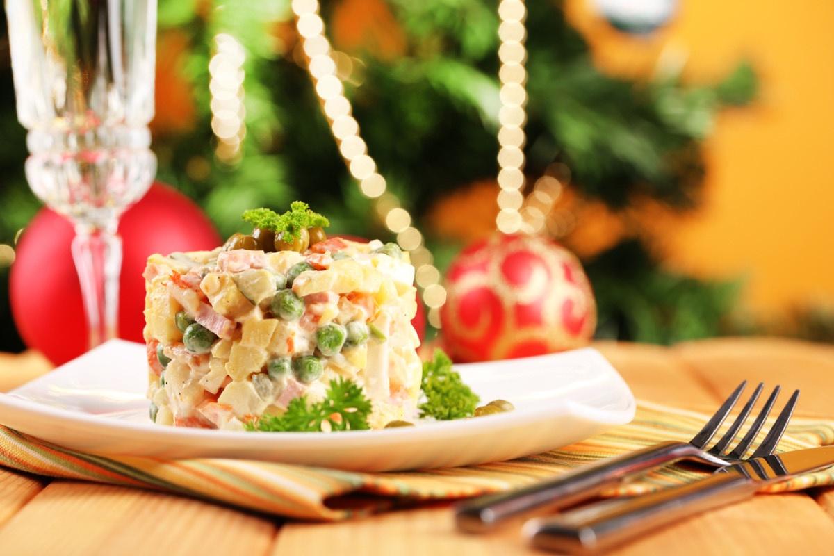 Диетическое новогоднее меню 2018 рецепты с фото