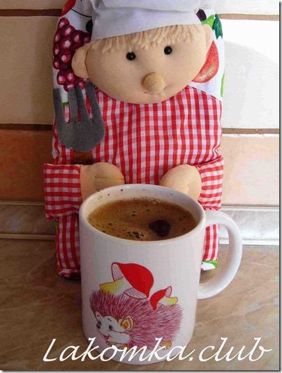 как сварить кофе из зерен в турке