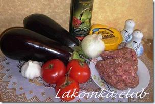 баклажаны фаршированные мясным фаршем (3)