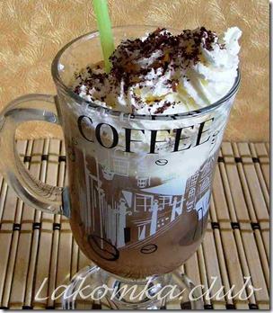 кофе мокко в домашних условиях