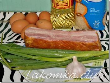 рис с беконом и яйцом (3)