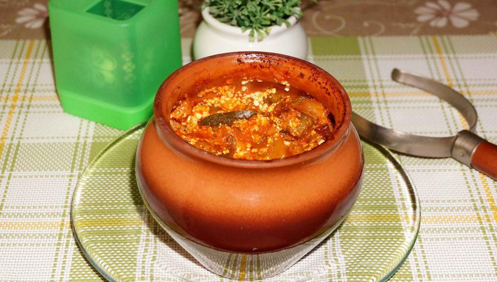 Тесто на горшочек в духовке рецепт пошагово