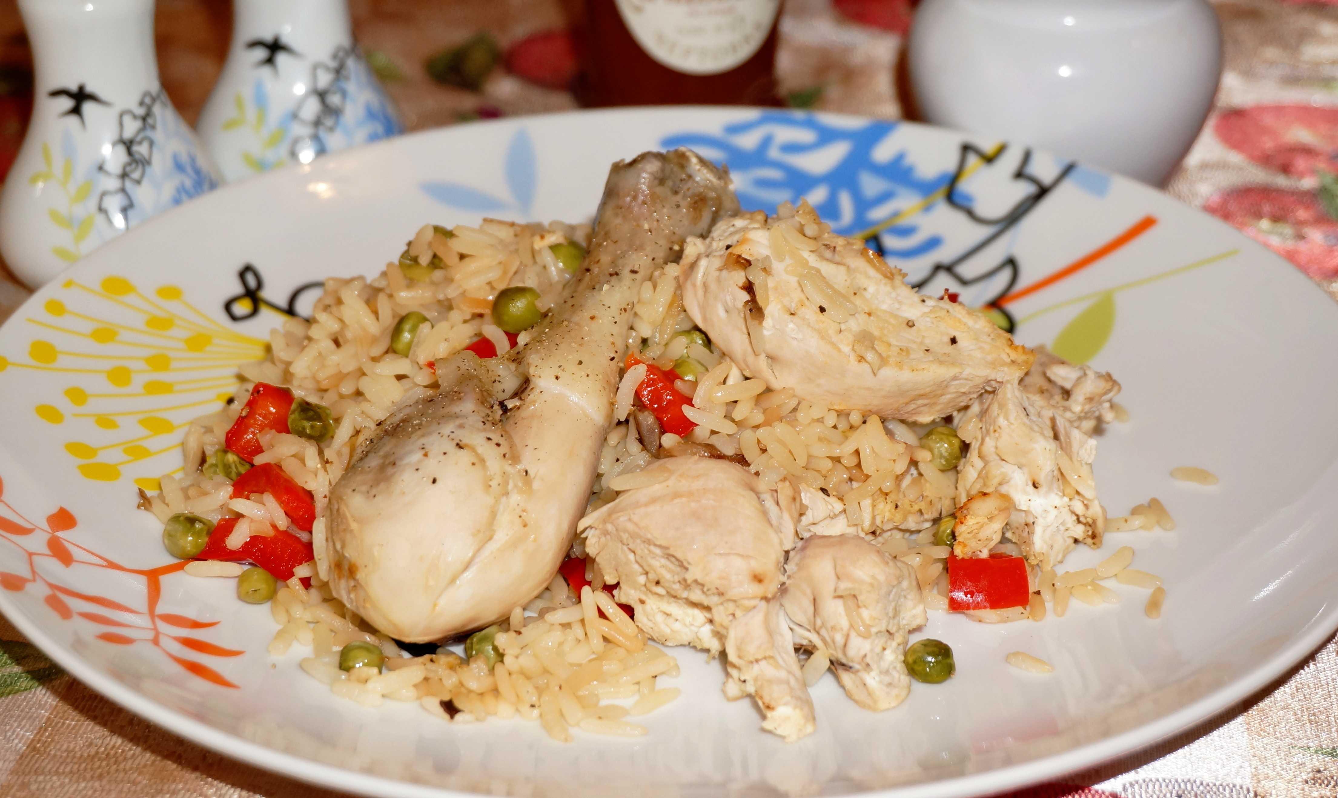 Курица по-венгерски рецепт пошагово