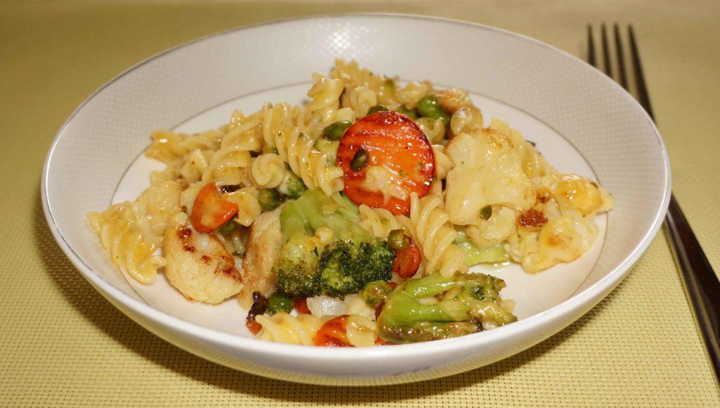 блюда из брокколи и цветной капусты вкусные