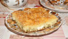 Заливной пирог с капустой на кефире и майонезе