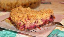 Американский пирог с ягодами Бакл (Buckle)