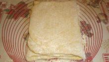 Слоеное дрожжевое тесто в домашних условиях пошагово