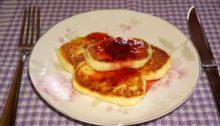 Простой классический рецепт сырников из творога