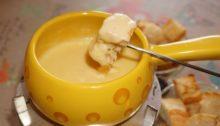 Сырное фондю в домашних условиях