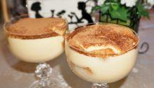 Десерт Тирамису классический в домашних условиях