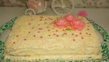 Торт из Детства