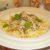 Паста с вешенками в сливочном соусе